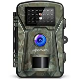 #5: 【Upgraded】APEMAN Trail Camera 12MP 1080P 2.4