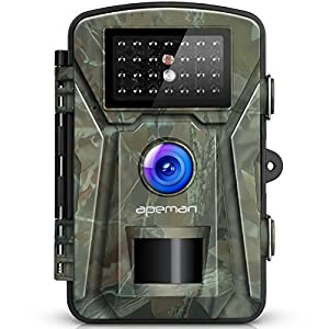 【Upgraded】APEMAN Trail Camera 12MP 1080P 2.4