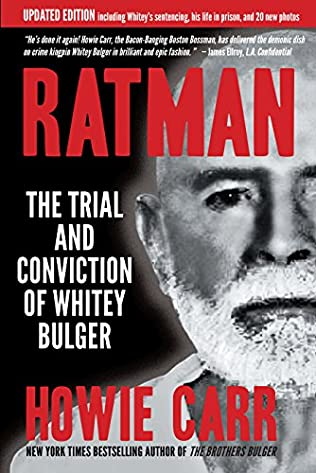 book cover of Ratman