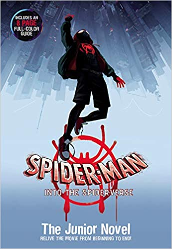 ccd1f62d Amazon.com: Spider-Man: Into the Spider-Verse: The Junior Novel  (9780316480284): Steve Behling: Books