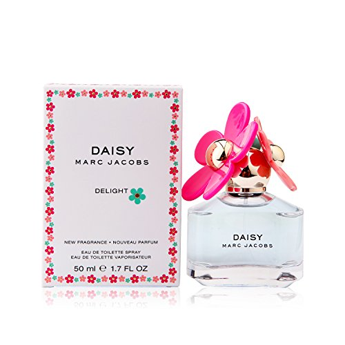 Marc Jacobs Daisy Delight Eau de Toilette Spray, 1.7 Ounce ()