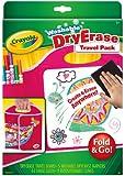 Crayola Dry-Erase Fold and Go Travel Pack