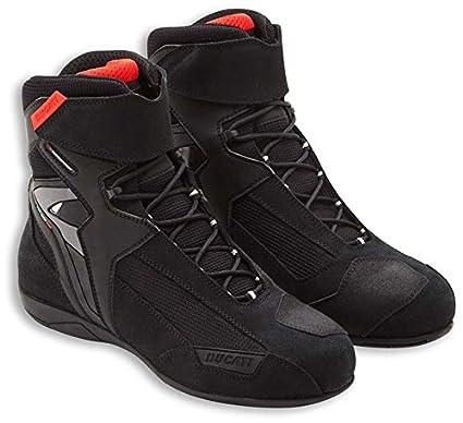 202e4bb37f814 Amazon.com: Ducati Company C3 Technical Short Boots Black by TCX US ...