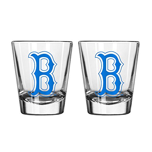 NCAA UCLA Bruins Game Day Shot Glass, 2-ounce, 2-Pack