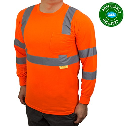Hi Viz Workwear L9091 Reflective Sleeve