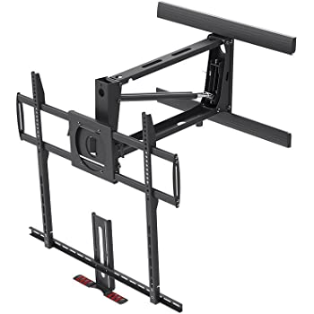 The original mantelmount model tm1a pull down - Pull down tv mount ...