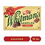 Whitman's Assorted Chocolates Holiday Sampler, 10