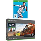 Xbox One X Forza Horizon 4 & Forza Motorsport 7 Bundle + FIFA 19 - Standard Edition - [Xbox One]