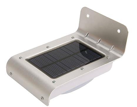 Plafoniere Per Esterno Brico : Lampada ad energia solare da esterno led amazon elettronica