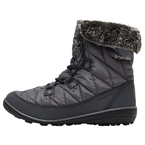 Omni Botas 1 Gris 3 37 Columbia Womens Heavenly calor Shorty Negro qx7R1gTt