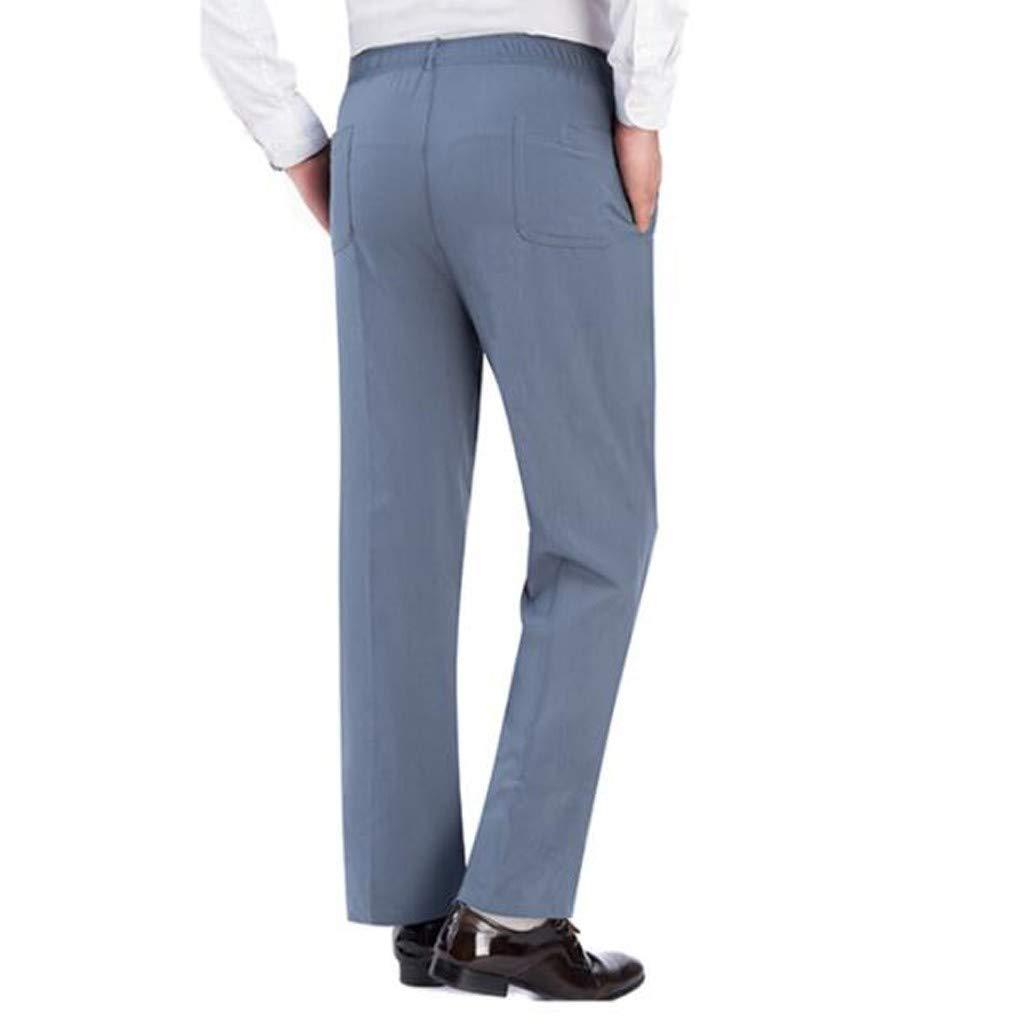 Pantalon Blanco Hombre Trabajo Pantalones Trekking Hombre Invierno ...