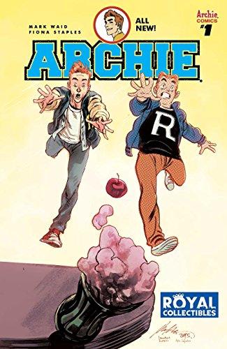 Archie Comics #1 Royal Collectibles Store Exclusive Variant Cover Rafael - Albuquerque Stores