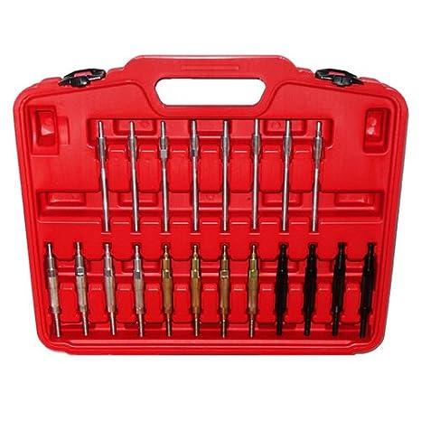Vingo® 38pieza Sac ajuste universal de alineación del embrague autoajustable Set Kit de herramientas: Amazon.es: Hogar