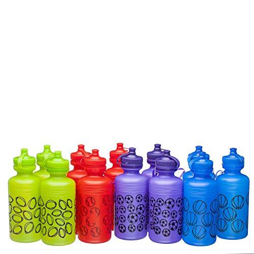 Sport Water Bottles (1 Dozen)