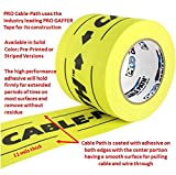 ProTapes Cable Path Cured Rubber Resin Zone Coated