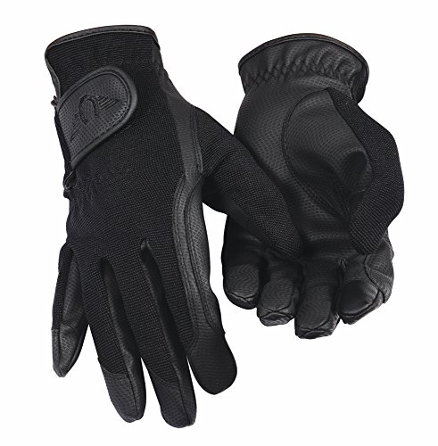TuffRider Ladies Leather Summer Gloves