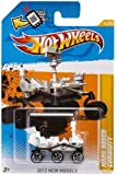 2012 Hot Wheels New Models - Mars Rover Curiosity 14/50