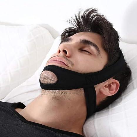 SUN RNPP Pinzas nasales Dilatador Nasal cinturón de Barbilla ...