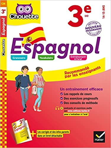 Collection Chouette - Espagnol: Espagnol 5e LV1/3e LV2 ...