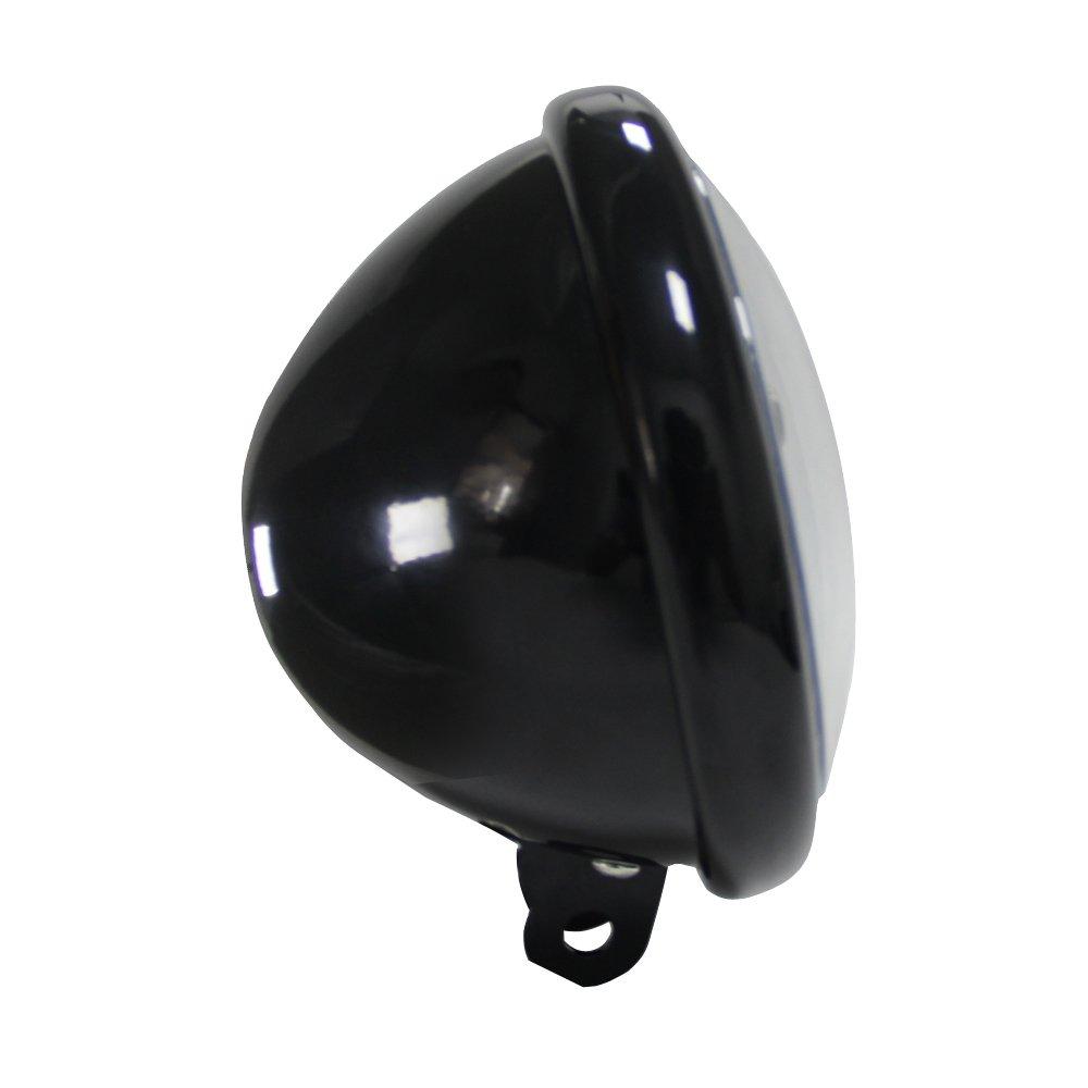 SKTYANTS 5 3//4 5.75 Inch Led Headlight Housing Bucket for Harley Davidson Motorcycle