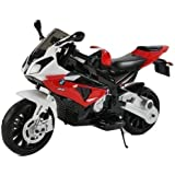 Live Store Licenced Version Bmw S1000Rr 12V Ride On Bike With Rubber Tyer