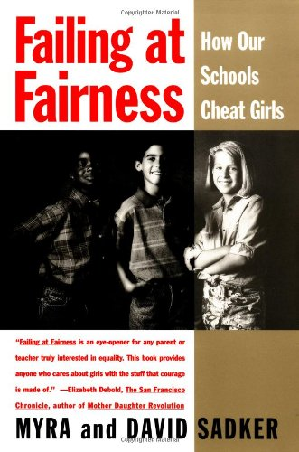 Read Online Failing At Fairness: How Our Schools Cheat Girls PDF