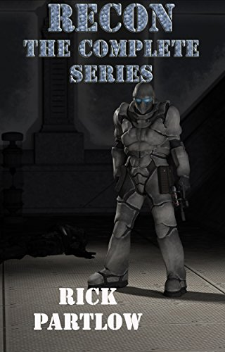 Recon:  The Complete Series cover