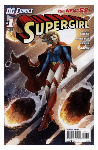 Supergirl (2011) #1 &quotThe New 52!&quot