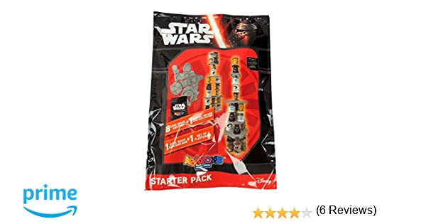 Panini Star Wars - Starter Pack Abatons 003037SPAINT: Amazon.es: Juguetes y juegos