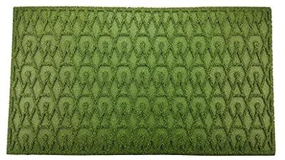 Amor Home Durable Artificial Grass Doormat