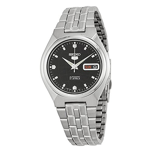 Seiko-Mens-SNKL71-Automatic-Stainless-Steel-Watch