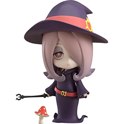 Good Smile Little Witch Academia: Sucy Manbavaran Nendoroid Action Figure: Toys & Games