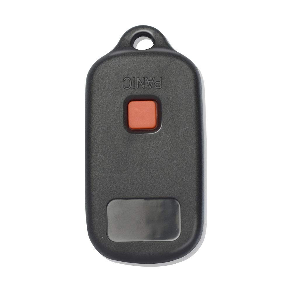 Amazon.com: TURBOSII Keyless Entry Remote Control Car Key Fob 2-button Replacement for Toyota Scion Celica Echo FJ Cruiser Highlander Prius Rav4 Tacoma ...