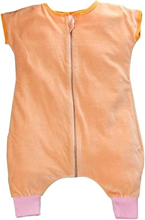 Bebé saco de dormir Saco para bebé pijama Conjoined patas ...