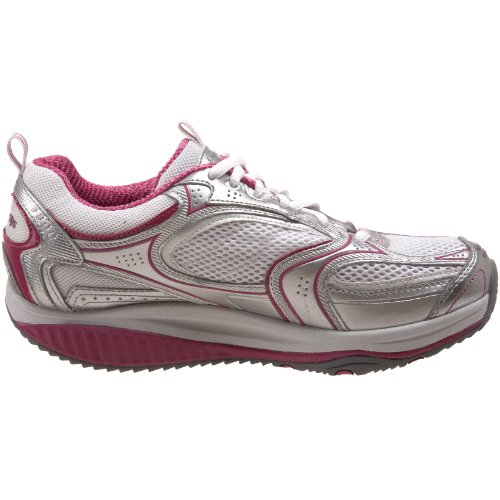 BKSL 1 Skechers Shape 12320 ups Accelerators Baskets Argent mode femme XF wXwvCq