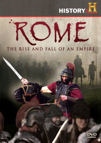 Rome: Rise And Fall Of An Empire [DVD] by A&E
