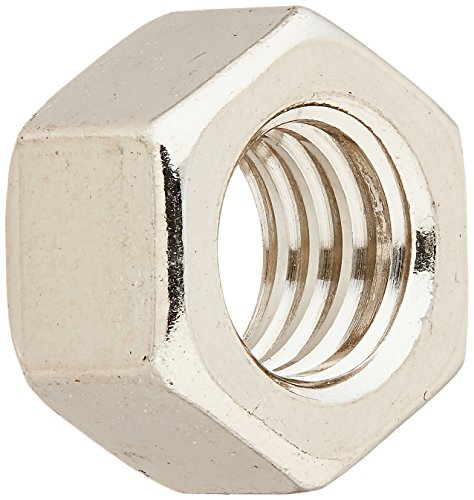 Pentair 071403 Brass Nickel Plated Hex Head Nut Replacement Inground Pool and Spa Pump ()