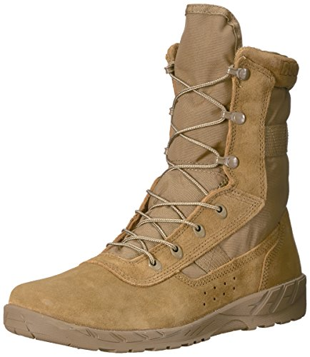 ROCKY Men's RKC065 Military and Tactical Boot, Coyote Brown, 10.5 M US