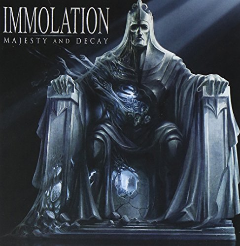 Immolation: Majesty And Decay (Audio CD)