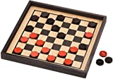 Crown Checkers with Premium Board - Made in USA