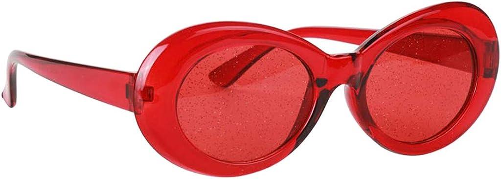 5 Couleurs Sharplace lunettes de Soleil Kurt Cobain Style