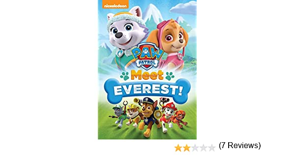Paw Patrol: Meet Everest! [DVD]: Amazon.es: Gage Munroe: Cine y Series TV