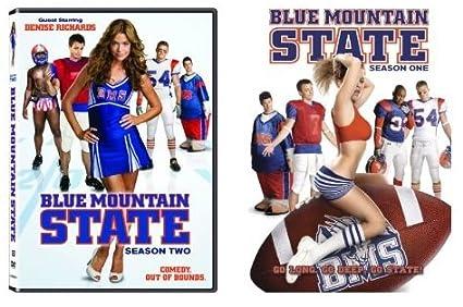 Blue Mountain State Season 1 & 2