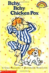Itchy, Itchy Chicken Pox (Hello Reader!, Level 1) Paperback