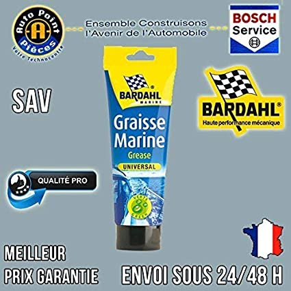 Bardhal 2001531 Grasa Marina Biodegradable: Amazon.es: Coche y moto