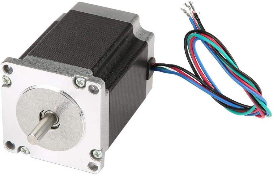 CHUNSHENN Motor Drives Engraving Machine Motor 23HS8430 4-Lead Router 57 Stepper Motor Driver Engraving Machine Stepper Motor