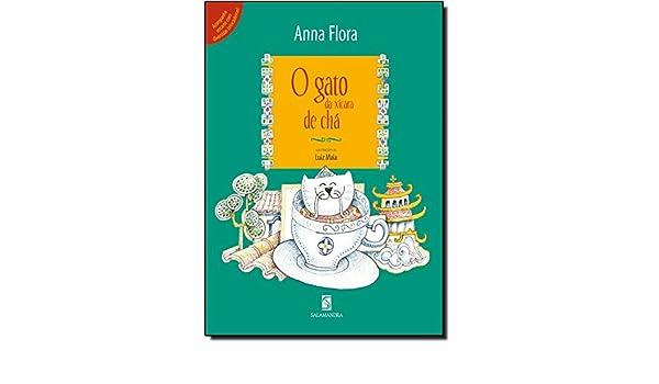 O Gato da Xícara de Chá (Em Portuguese do Brasil) (Portuguese Brazilian) Paperback – 2013