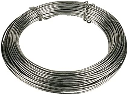 1,6 mm UC 2,5 kg Fils en acier galvanisé d