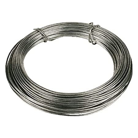 Bulk hardware bh00326 galvanised coated garden wire 16mm x 30 bulk hardware bh00326 galvanised coated garden wire 16mm x 30 metres 975ft keyboard keysfo Choice Image