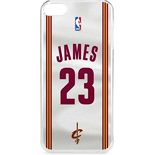 NBA Cleveland Cavaliers iPod Touch 6th Gen LeNu Case - LeBron James #23 Cleveland Cavaliers Home Jersey Lenu Case For Your iPod Touch 6th Gen by Skinit
